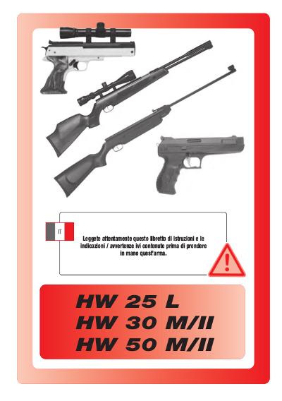 Weihrauch HW 25L ital